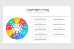 Contributing Factors PowerPoint Diagram Initial Fonts, Keynote Template, Color Themes, Factors, Initials, Diagram, Templates, Marketing, Stencils