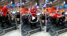 Até Quem Não Gosta De Exercício Físico Ficará Animado Ao Ver Como Este Homem Se Diverte http://www.funco.biz/ate-nao-gosta-exercicio-fisico-ficara-animado-ao-ver-homem-diverte/