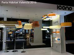 Stand de ICONO en Feria Hábitat Valencia 2016