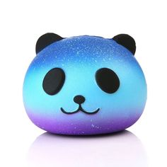 10CM Panda Cream Scented Squishy Slow Rising Squeeze Kid Toy Phone Charm Lot