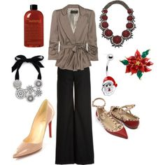 Image result for what to wear to a work holiday party