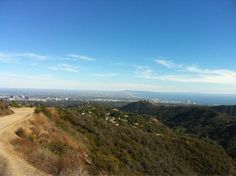 mandeville canyon. great hike and dog-friendly.