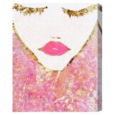 Goldbloom Coveted Canvas Print, Oliver Gal                                                                                                                                                                                 More