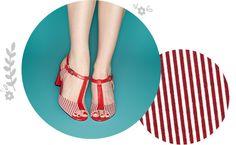 #chaussures #pumps #escarpins #mariage #wedding #mariée #bride - Géranium