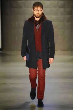 Emre Erdemoglu Fall Winter 2015 Otoño Invierno #Menswear #Trends #Tendencias #Moda Hombre   Mercedez Benz Fashion Week Istanbul - M.F.T
