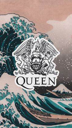 Discover recipes, home ideas, style inspiration and other ideas to try. Band Wallpapers, Cute Wallpaper Backgrounds, Cute Wallpapers, Iphone Wallpaper, Ocean Backgrounds, Queen Hat, Rock Queen, Lorde, Costume Queen