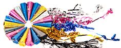 Party Poppers & Streamers