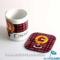 Taylor Clan Crest Mu