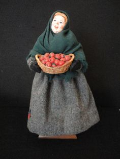 SIMPICH CHARACTER DOLL CAROLLER SERIES APPLE LADY in Dolls & Bears, Dolls, By Brand, Company, Character   eBay