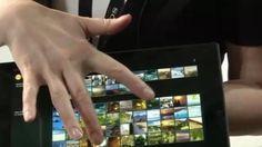 O tablet mais fino e mais leve do mundo