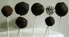 Choc covered pops