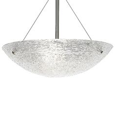 Trace Bowl Suspension by Tech Lighting at Lumens.com