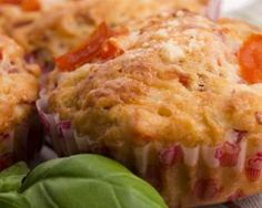 Tasty muffins that you will quickly make is the ideal choice for trips or fast meals. Chorizo, Mary Recipe, Recipe Box, Pizza Muffins, Mini Muffins, Lunch Box Recipes, Lunch Ideas, Kids Lunch For School, Cooking Recipes