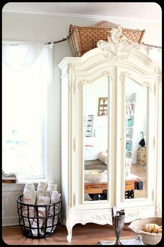In love with this armoire