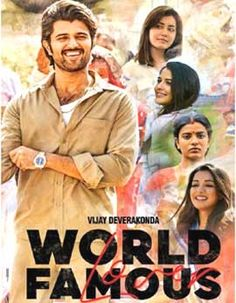 World Famous Lover Movie Review, Rating, Story, Cast & Crew Hindi Movies Online Free, Latest Hindi Movies, Audio Songs Free Download, Dj Mix Songs, True Feelings Quotes, Next Film, Film Review, World Famous, Literatura