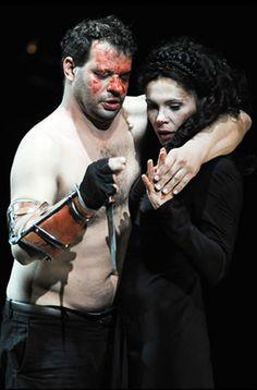 Richard III, de William Shakespeare  Théâtre des Treize-Vents • C.D.N. Languedoc-Roussillon