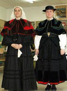 patrimonioinmaterialgalego - Traxes galegos