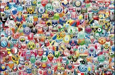 #Football #Teams. When you see your team repin. :) you'll like this
