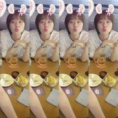 Sooooooooo cute~😘😊😝 #문채원 #moonchaewon  #newpic #actress #korea  #cute
