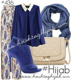 Fashion Arabic Style Illustration Description Hijab Fashion Hashtag Hijab Outfit – Read More – Hijab Fashion 2016, Modesty Fashion, Muslim Fashion, Trendy Fashion, Fashion Looks, Fashion Outfits, Trendy Style, Style Fashion, Look Casual