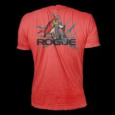 The Annie Thorisdottir Shirt - Designed by Annie, the 2011 CrossFit Games Female Champ!
