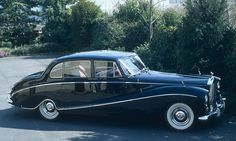 1958 Saloon Empress by Hooper (chassis ALC11)