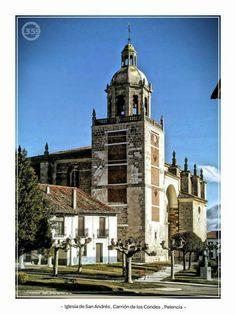 Iglesia de San Andrés. Carrión de los Condes.