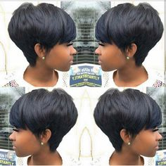 Looking for the best way to bob hairstyles 2019 to get new bob look hair ? It's a great idea to have bob hairstyle for women and girls who have hairstyle way. Cute Hairstyles For Short Hair, Bob Hairstyles, Curly Hair Styles, Natural Hair Styles, Haircuts, Short Sassy Hair, Short Hair Cuts, Pixie Cuts, Hair Cutting Techniques