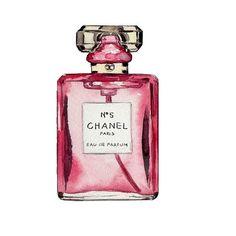 Chanel No. 5 #pink