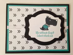 Stampin' in the Sun!: Hot Diggity Dog