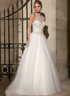 sparkly wedding dresses - Google Search