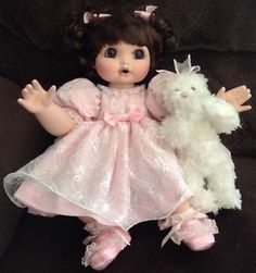 marie osmond dolls | ... about Adora Belle Baby, Pretty In Pink. Marie Osmond toddler doll