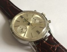 Pre Owned Watches, Fine Watches, Chronograph, Omega Watch, Vintage, Accessories, The Originals, Nice Watches, Vintage Comics