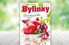Nové Bylinky jsou na stáncích – Bylinky Revue Apple, Fruit, Food, Apple Fruit, Essen, Meals, Yemek, Apples, Eten