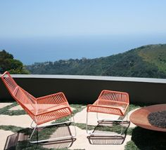 Perfect Outdoor Seating