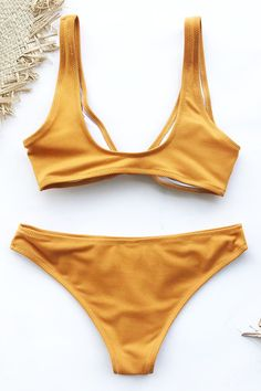 We think this bikini set is so cute!Product Code: a bowknot at frontRemovable padding braSpecial texture fabricRegular spandex Bikini Set, Thong Bikini, 34c, Swim Top, Body, String Bikinis, Cute, Swimwear, Spandex