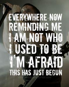 Came Back Haunted... #NineInchNails