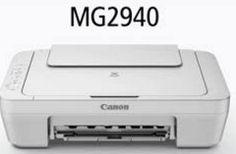 Canon PIXMA MG2940 Driver Download Canon, Cannon, Big Guns