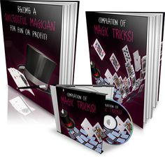 How To Become a Successful Magician http://howtodocardtricks.net/become-a-successful-magician/?hop=damien73