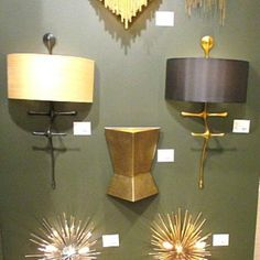 Gilbert Wall Sconce - Gold Leaf - Arteriors Home | Clayton Gray Home