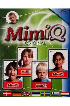 Mimiq - Gebruik alleen de non- verbale communicatie om dit leuke kwartet te spelen!