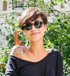 Short hair~ Coline blog