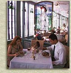We love Rebecca's!!  Watching the sun set is the best!! Wonderful restaurant at Cloudcroft Lodge.  Cloudcroft, NM