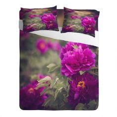 Catherine McDonald Peony Garden At Dayan Pagoda Sheet Set |