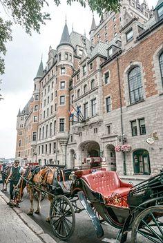 Visiter la ville de Québec, la chute Montmorency et l'île d'Orléans Chute Montmorency, Le Petit Champlain, Saint Laurent, Street View, The Neighborhood, Vacation
