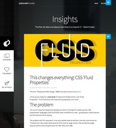 this changes everything css fluid properties digital insights by adrenalin media
