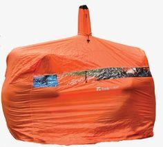 Mountain Pod Group Shelter