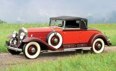 1930 Cadillac V16 2-4 Passenger Convertible Coupe