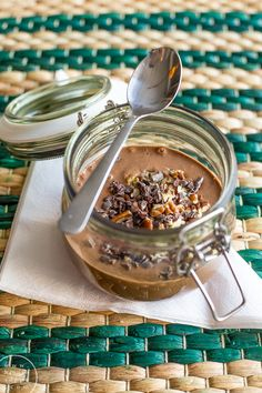 Oats Recipes, Raw Food Recipes, Healthy Recipes, I Love Food, Good Food, Breakfast Snacks, Overnight Oats, Food Cravings, Healthy Snacks