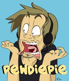 Pewdiepie Fan Art, Sonic The Hedgehog, Fictional Characters, Fantasy Characters